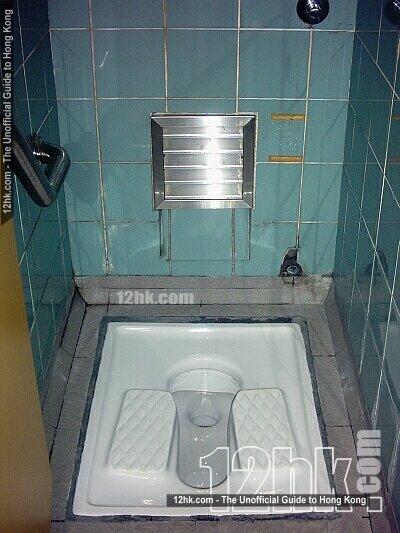 squat toilet botanical garden hong kong. Black Bedroom Furniture Sets. Home Design Ideas