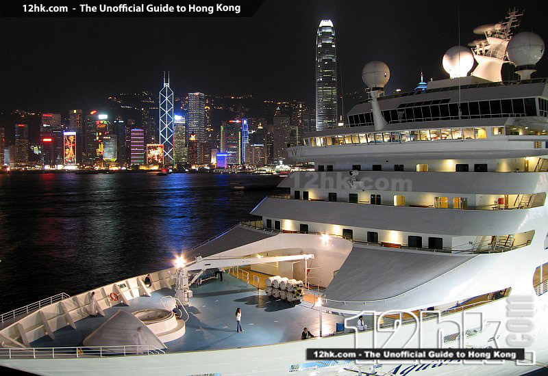 Cruises Hong Kong  12hk