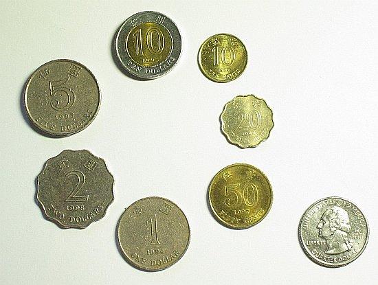 A U S Quarter Is Shown For Size Comparison